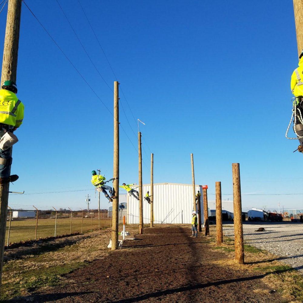 Climbing Poles Class
